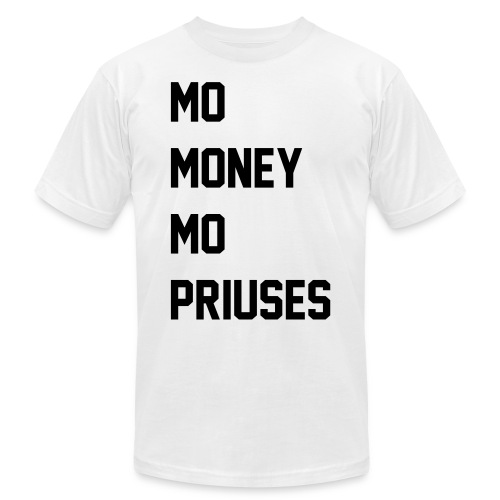 Money Problems - Unisex Jersey T-Shirt by Bella + Canvas