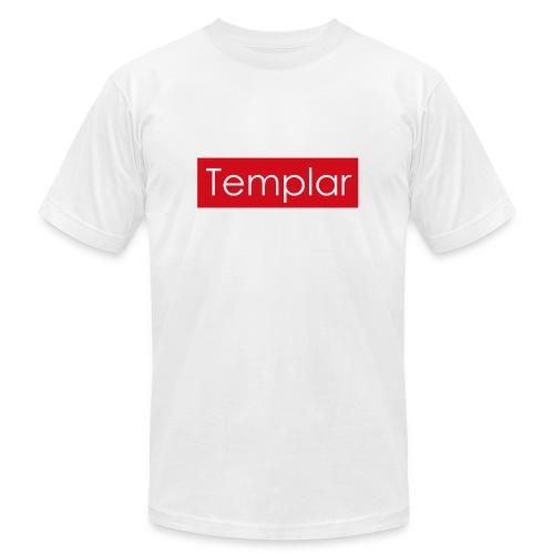 Red bar Templar - Men's  Jersey T-Shirt