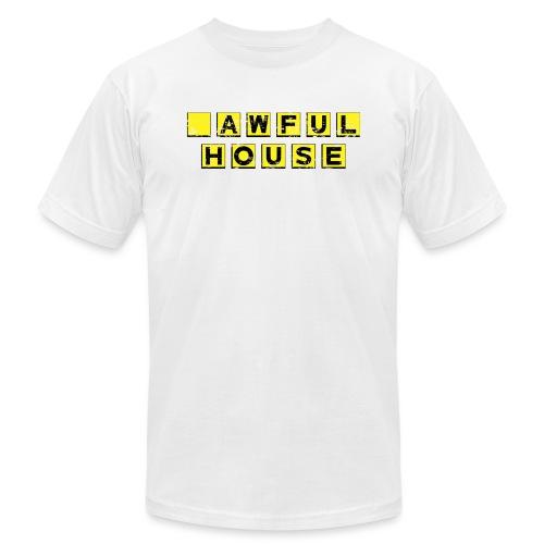 Awful House - Men's Jersey T-Shirt