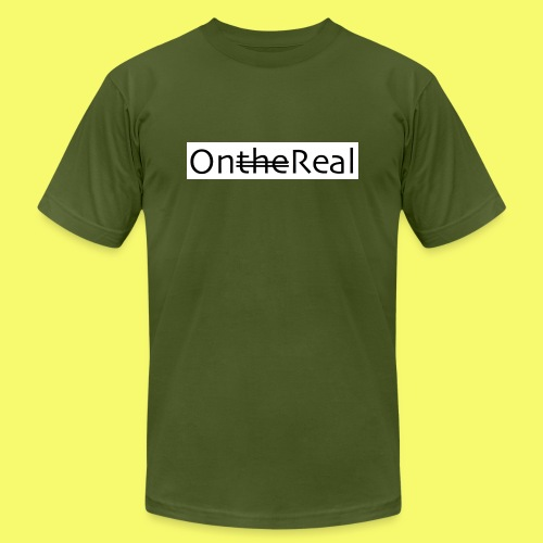 OntheReal ice 2 - Men's Jersey T-Shirt