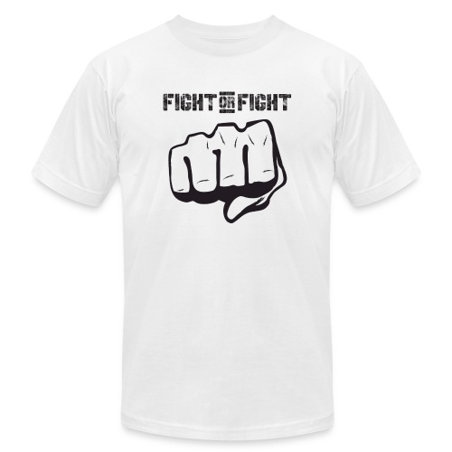Fight or Fight - Unisex Jersey T-Shirt by Bella + Canvas