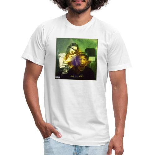 Afro Brazil Front Cover jpg - Unisex Jersey T-Shirt by Bella + Canvas