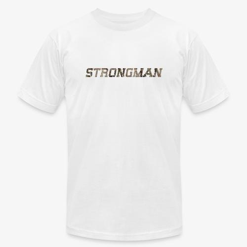 strongtee - Unisex Jersey T-Shirt by Bella + Canvas