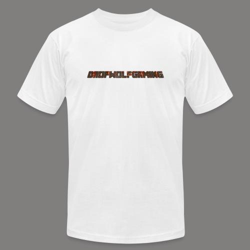 DropWolfGaming - Unisex Jersey T-Shirt by Bella + Canvas