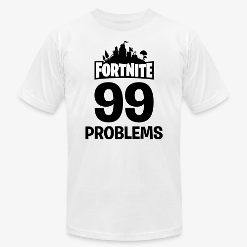 99 Players, 99 Graves - Unisex Jersey T-Shirt by Bella + Canvas