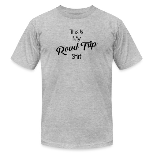 road trip - Unisex Jersey T-Shirt by Bella + Canvas