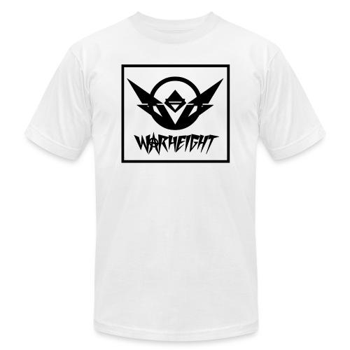 WARHEIGHT - Anarchy Logo - Black - Unisex Jersey T-Shirt by Bella + Canvas