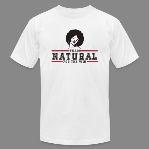 Team Natural FTW - Unisex Jersey T-Shirt by Bella + Canvas