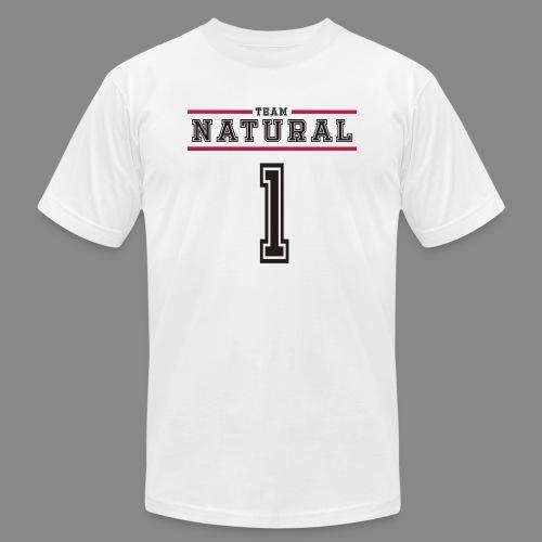 Team Natural 1 - Unisex Jersey T-Shirt by Bella + Canvas