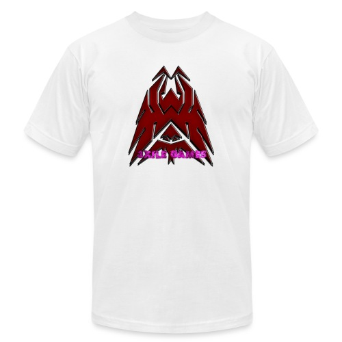 3XILE Games Logo - Unisex Jersey T-Shirt by Bella + Canvas