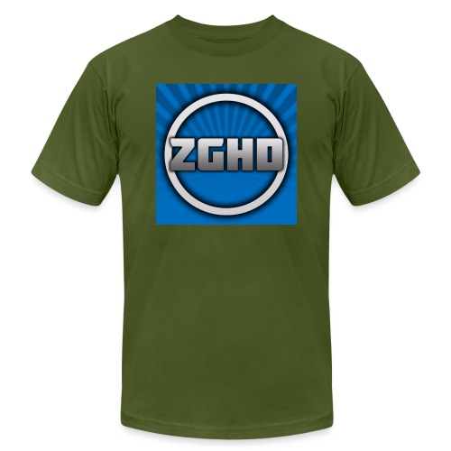 ZedGamesHD - Men's Jersey T-Shirt