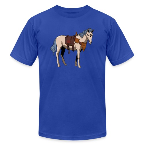 Useless the Horse png - Unisex Jersey T-Shirt by Bella + Canvas