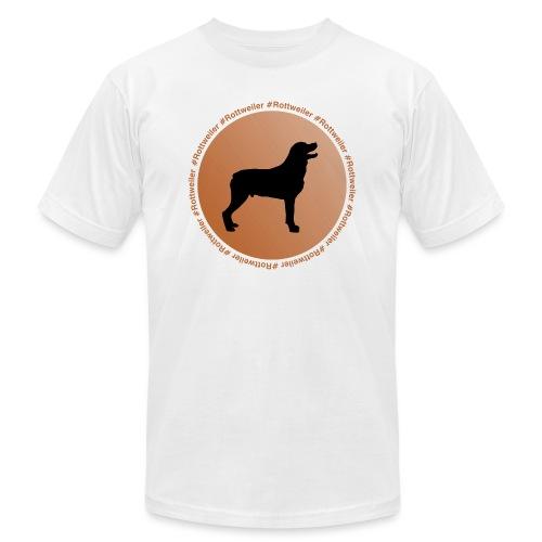 Rottweiler - Unisex Jersey T-Shirt by Bella + Canvas