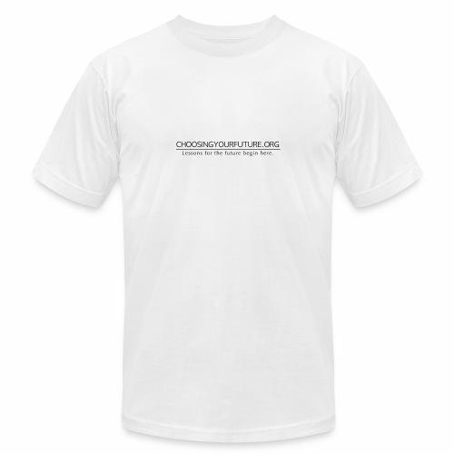 CYFP TSHIRT LOGO - Unisex Jersey T-Shirt by Bella + Canvas