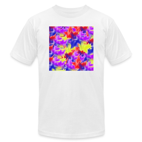 A Splash of Colour - Unisex Jersey T-Shirt by Bella + Canvas