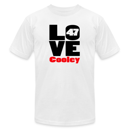 lovecooley - Unisex Jersey T-Shirt by Bella + Canvas