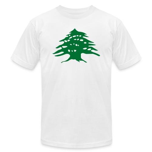 Lebanese Pride Shirt - Unisex Jersey T-Shirt by Bella + Canvas
