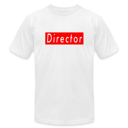 Mens Director Hoody - Unisex Jersey T-Shirt by Bella + Canvas