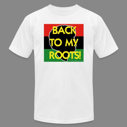 Back To My Roots - Unisex Jersey T-Shirt by Bella + Canvas
