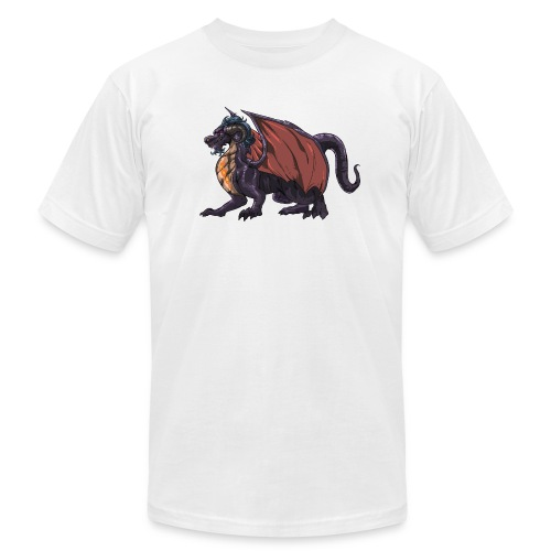 BORRO CAIN 1 png - Unisex Jersey T-Shirt by Bella + Canvas