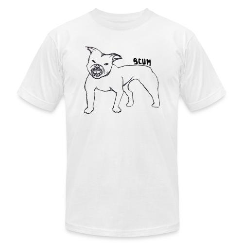 Scum Pitbull - Men's  Jersey T-Shirt