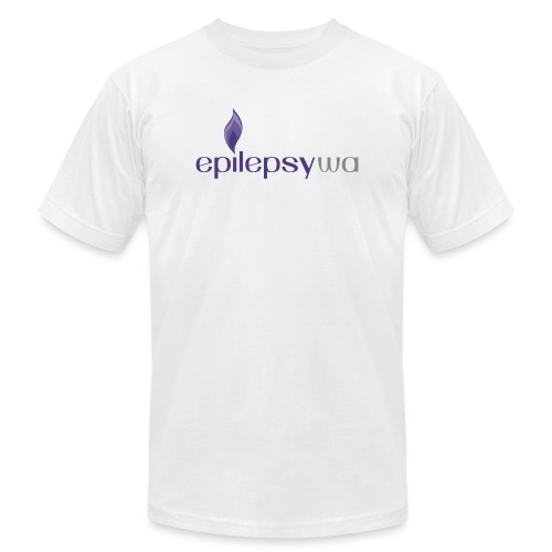 Epilepsy WA - Unisex Jersey T-Shirt by Bella + Canvas