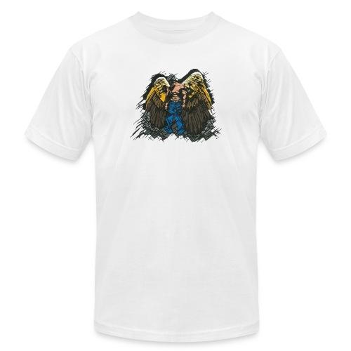 Angel - Unisex Jersey T-Shirt by Bella + Canvas