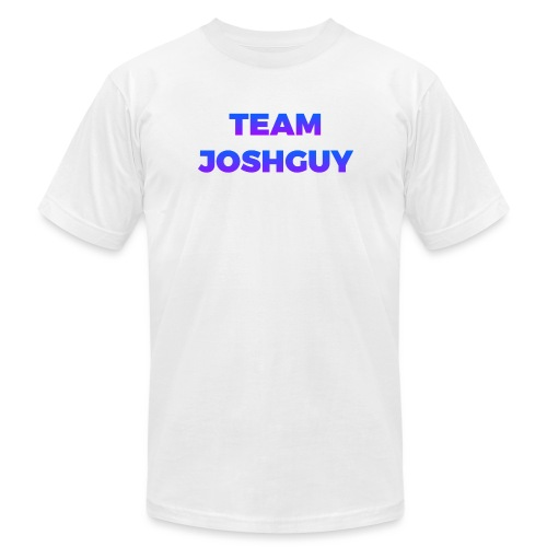Team JoshGuy - Men's Jersey T-Shirt