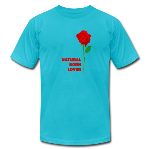 Natural Born Lover - I'm a master in seduction! - Unisex Jersey T-Shirt by Bella + Canvas