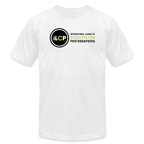 iLCP logo horizontal RGB png - Unisex Jersey T-Shirt by Bella + Canvas