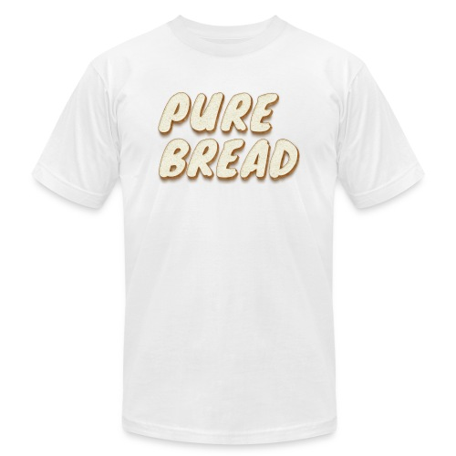 Pure Bread - Unisex Jersey T-Shirt by Bella + Canvas
