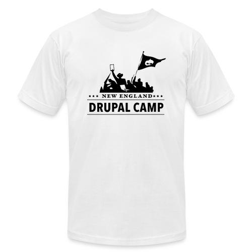 NEDCamp Logo Swag - Unisex Jersey T-Shirt by Bella + Canvas