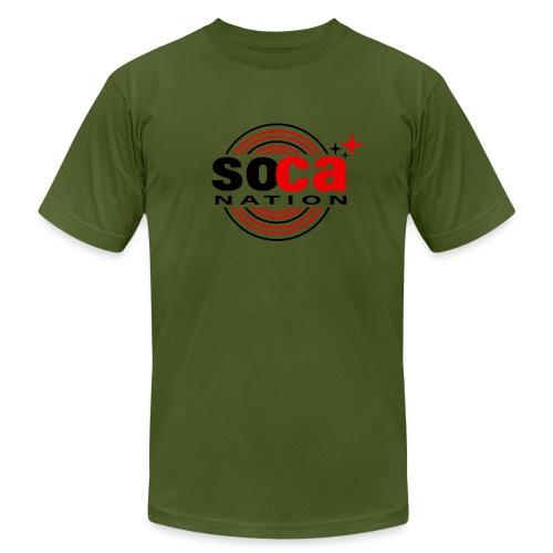 Soca Junction - Men's  Jersey T-Shirt