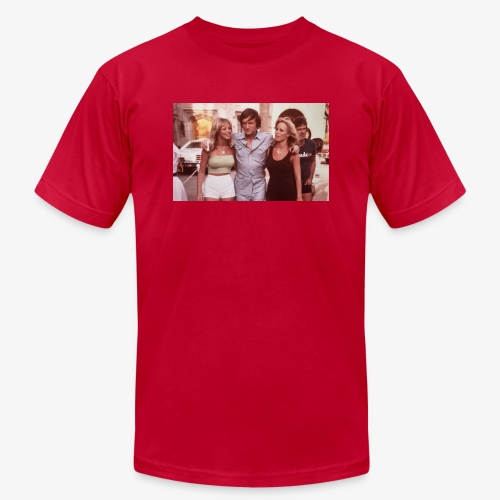 Hugh Hefner - Men's Jersey T-Shirt