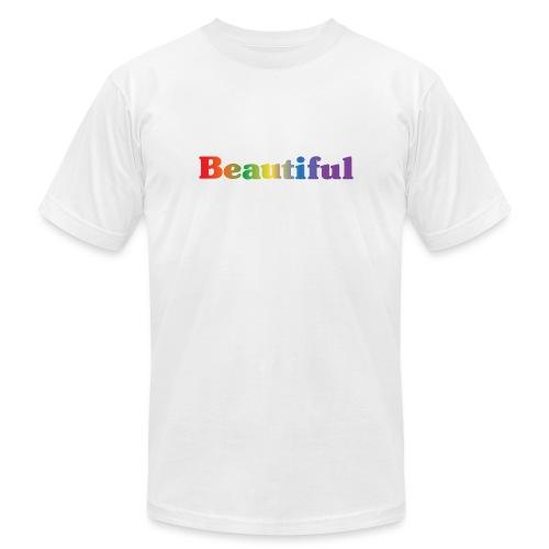 Beautiful Pride - Unisex Jersey T-Shirt by Bella + Canvas
