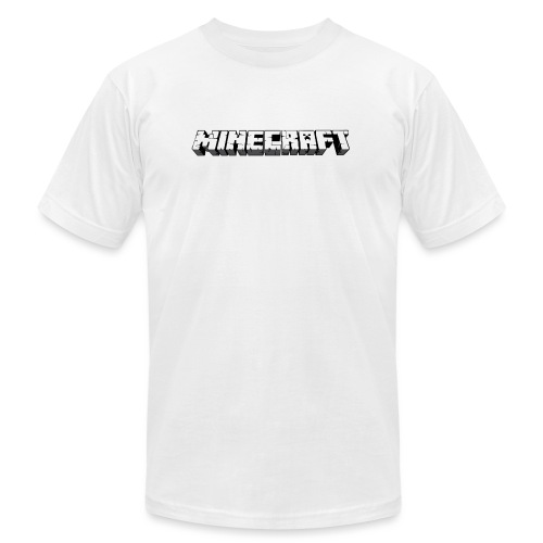 Mincraft MERCH - Unisex Jersey T-Shirt by Bella + Canvas