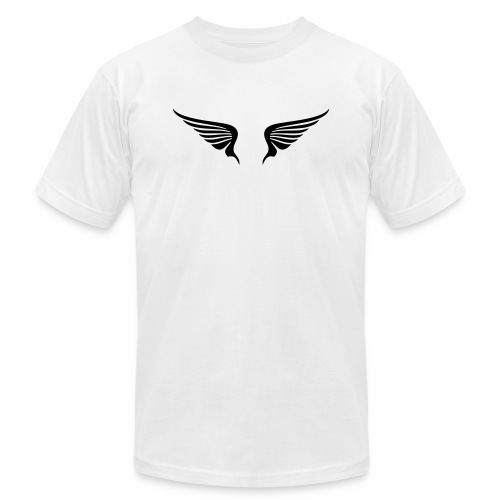 wings to - Unisex Jersey T-Shirt by Bella + Canvas