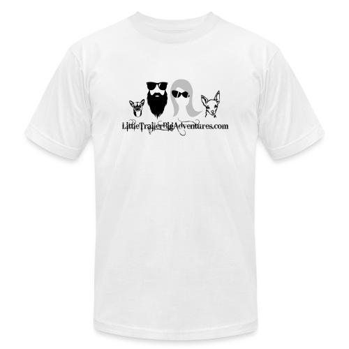 LTBA Heads Logo - Men's Jersey T-Shirt