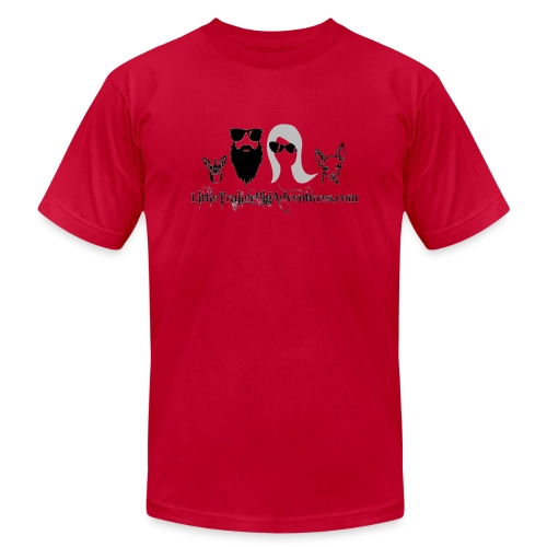 LTBA Heads Logo - Unisex Jersey T-Shirt by Bella + Canvas