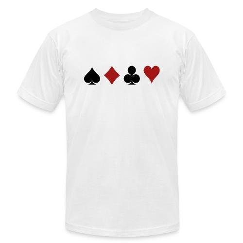 cards 159600 1280 - Men's  Jersey T-Shirt