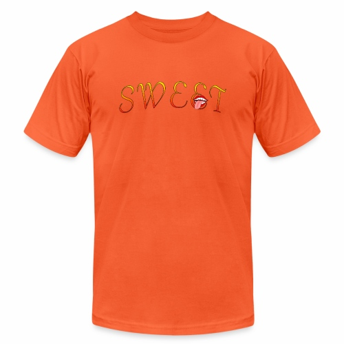 Sweet - Unisex Jersey T-Shirt by Bella + Canvas