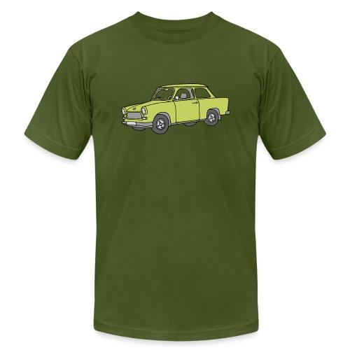 Trabant (baligreen car) - Unisex Jersey T-Shirt by Bella + Canvas