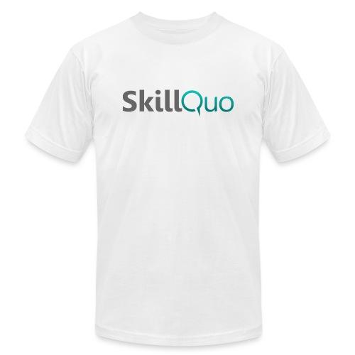 SkillQuo Main - Unisex Jersey T-Shirt by Bella + Canvas