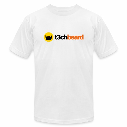 t3chBeard - Men's  Jersey T-Shirt
