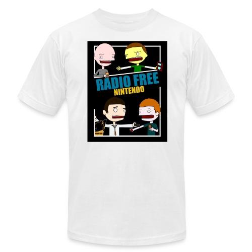 RFN Shirt 1 - Unisex Jersey T-Shirt by Bella + Canvas