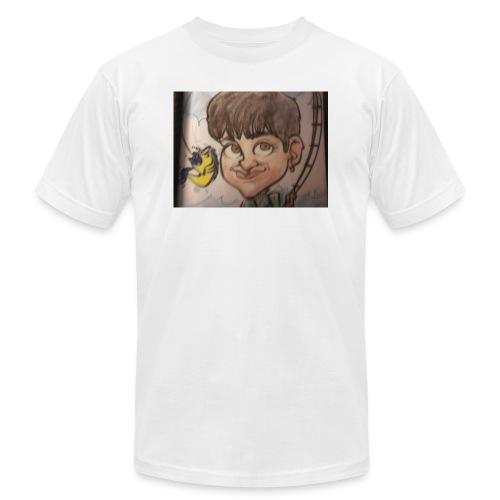 Mitroboy66 3 - Unisex Jersey T-Shirt by Bella + Canvas
