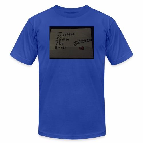 stormers merch - Unisex Jersey T-Shirt by Bella + Canvas