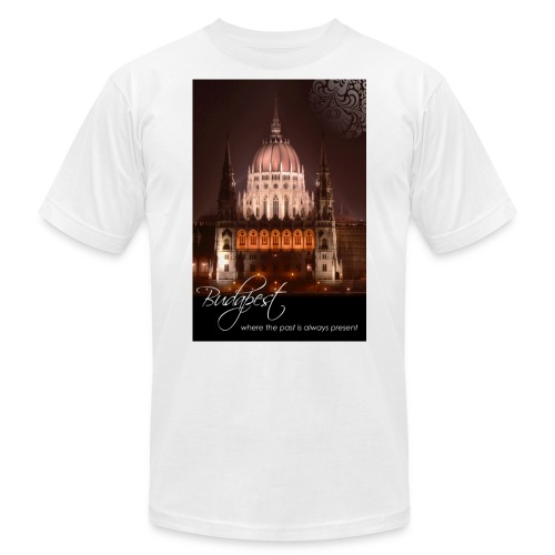 budapest4 - Unisex Jersey T-Shirt by Bella + Canvas