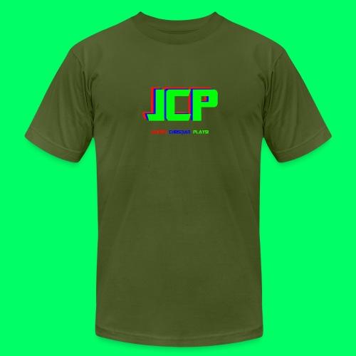 James Christian Plays! Original Set - Unisex Jersey T-Shirt by Bella + Canvas