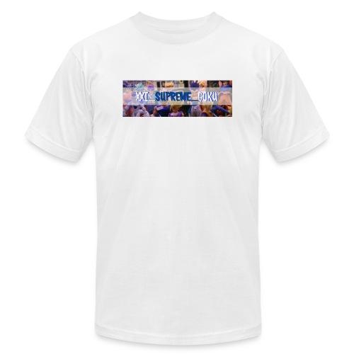 XXI SUPREME GOKU LOGO 2 - Men's Jersey T-Shirt